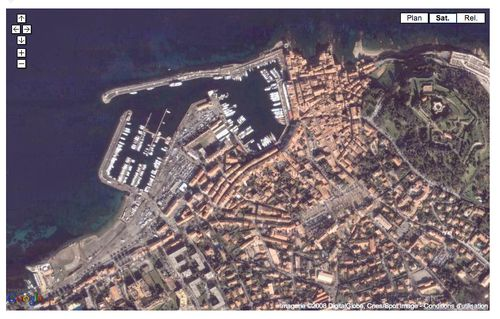 St Tropez satellite