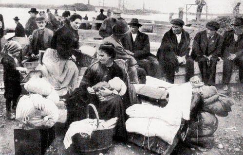 1906 emigranti italiani