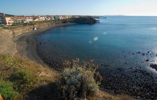 Agde plage de la conque les hauts de baldy