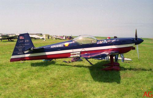 Mudry Cap 231 NX231X (3)