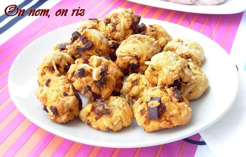 Cookies espagnol1