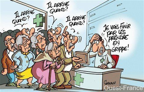 Vaccin endoctrinement