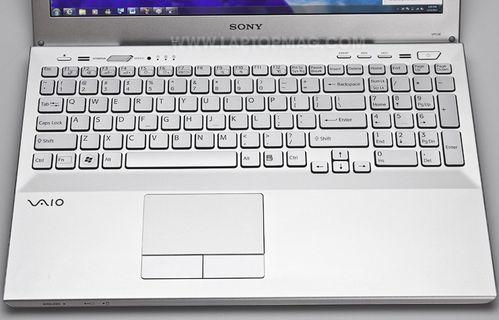 sony vaio vpcse review laptop keyboard blog