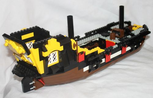 LEGO Pirate 6285 Black Seas Barracuda 12