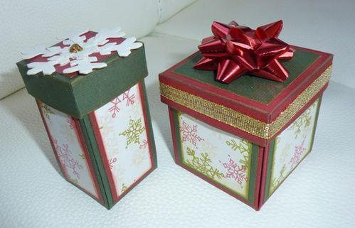 Noël 2011 - Boîtes à chocolat (5)