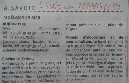 2014-04-14 111r Télégr p17 Annonce Réunion publ-
