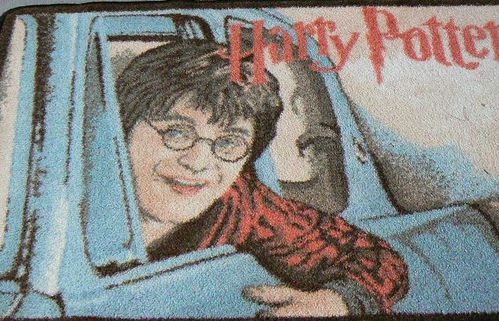 Mon Tapis Harry Potter Potter Land