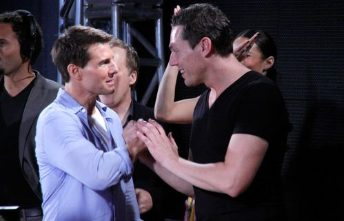 Tiësto at Rio For Mission Impossible 14 december 2011 (16)
