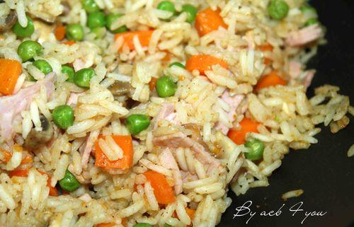 riz à la cantonaise