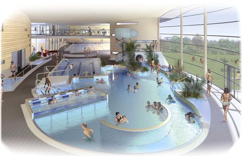 Sainte m n hould centre aquatique aquarelle for Piscine de reims
