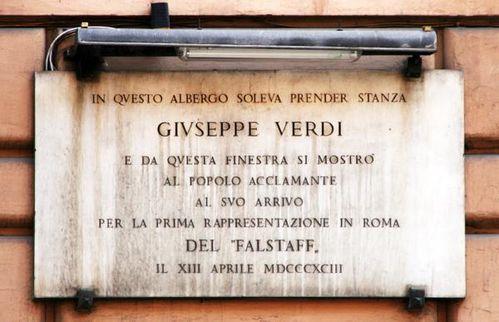 483b Rome, Verdi via Nazionale