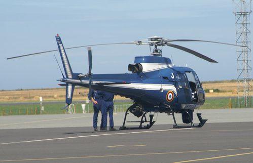 aerospatiale ecureuil gendarmerie JCL
