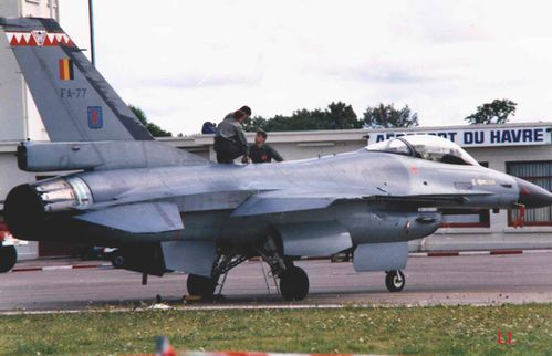 General dynamic F16 3 copie