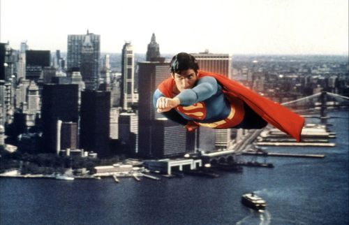 Christopher Reeve _ Kal El