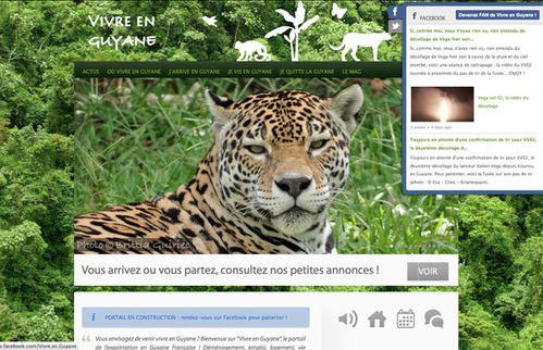 Vivre en Guyane - vivreenguyane.com