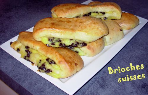 Brioches suisses2