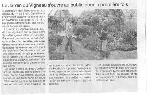 Article OF Vigneau