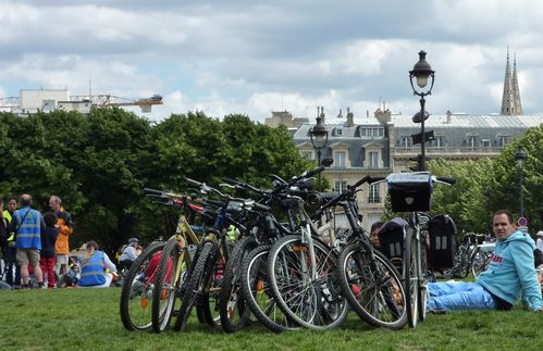 Fete du vélo 2009 - 2