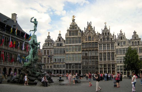 anvers-Grande Place