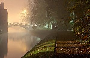 fog mathematical-bridge