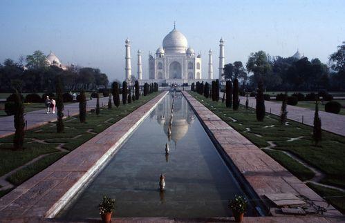 Agra Taj Mahal 7