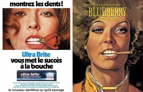 ultrabrite montage Blueberry