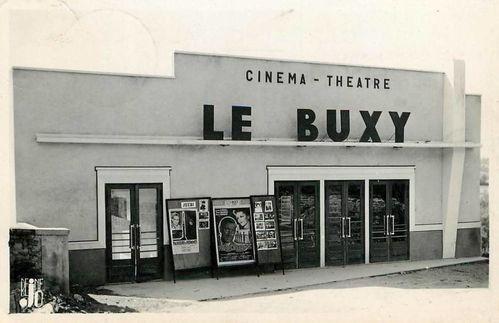 03-Buxieres les mines cinema theatre Le BUXY semi moderne 1