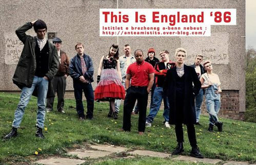 An Team Istits This Is England 86