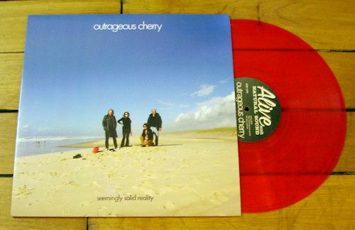 OUTRAGEOUS CHERRY - Seemingly Solid Reality