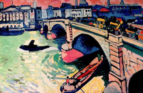 F Derain London Bridge
