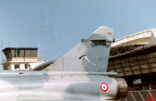 Dassault Mirage 2000B 2-FF 3
