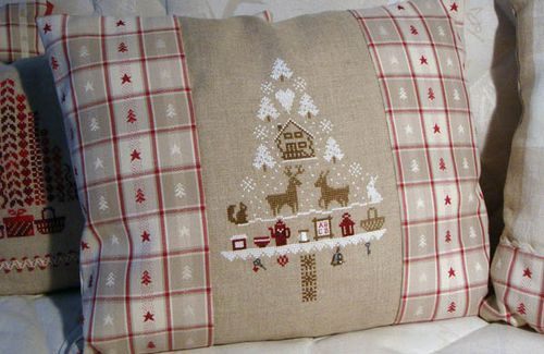 sapin 2009 coussin