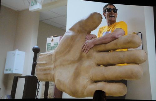 Jackass 3D : photo of Johnny Knoxville