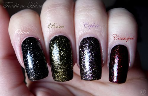 swatches constellations 10