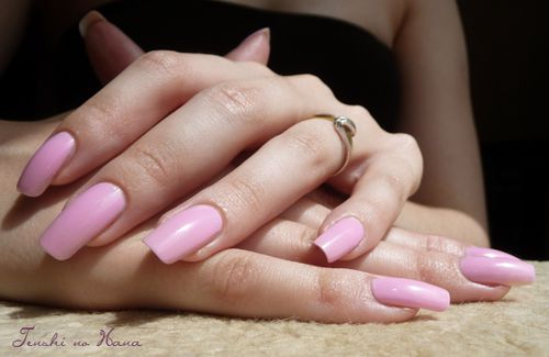 Iced Pink 5