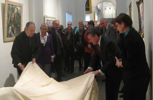 Musée duchesse d'Alençon 14 Avril 2012 levée