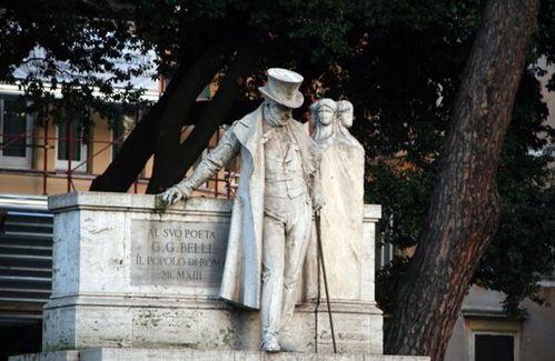 464c1 Rome, monument Belli