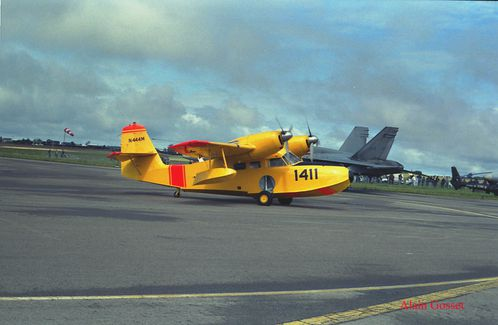 Grumman Widgeon 4 copie