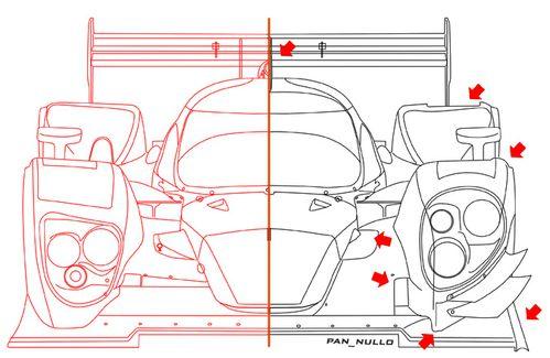 lola 12 60 LMP1 front low