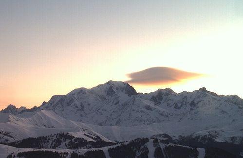 lenticulaire Mt Blanc