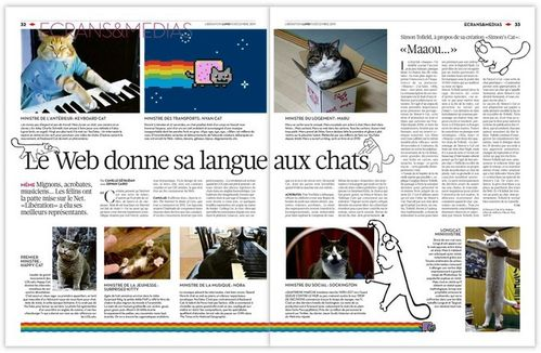 double page chats