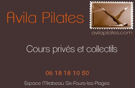 affiche pilate timbre