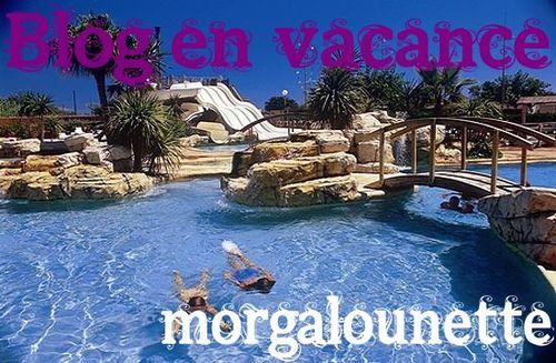 blog en vacance morgalounette