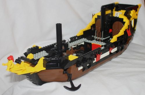 LEGO Pirate 6285 Black Seas Barracuda 13