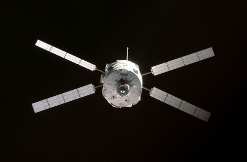 Jules verne at iss