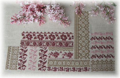 romantic sampler 7-8 a 1