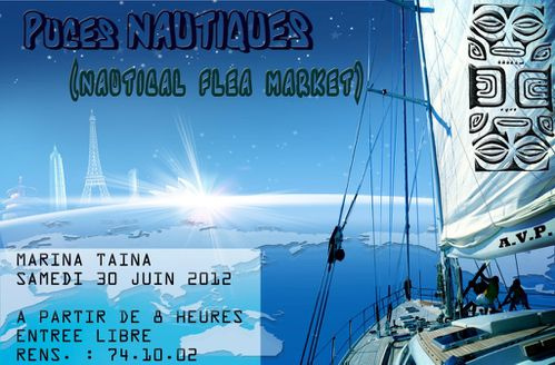 Nautical flea market 2012