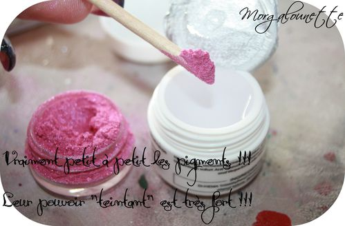 gel home made fait maison pigment sexynailshop (2)