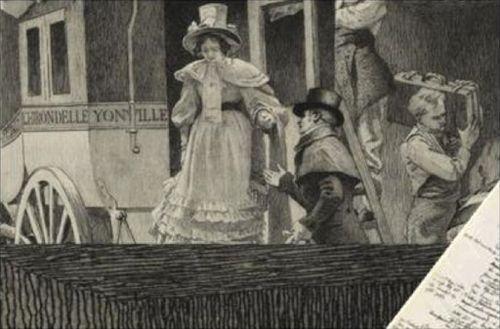 Madame Bovary Rouen