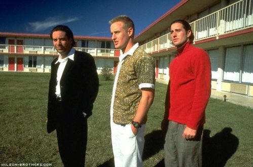 [DVD] Challenge Wes Anderson 01 : Bottle Rocket
